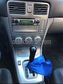 Subaru Forester 2.0 X AWD  usado (2006) color Plata precio $2.900.000