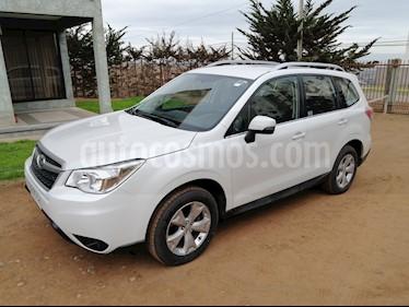 Subaru Forester 2.0i XS CVT SI Drive usado (2015) color Blanco precio $8.900.000