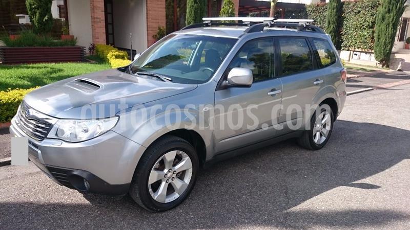 Subaru Forester 2.0L X usado (2010) color Gris precio $30.000.000