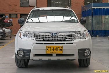 Subaru Forester 2.0L X usado (2010) color Blanco precio $24.000.000