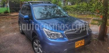 Subaru Forester 2.0i X Premium Aut usado (2015) color Azul precio $55.000.000