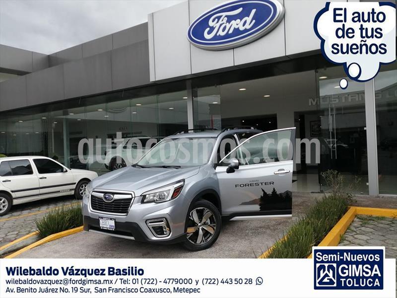 Subaru Forester Elija una version usado (2020) color Plata precio $595,000