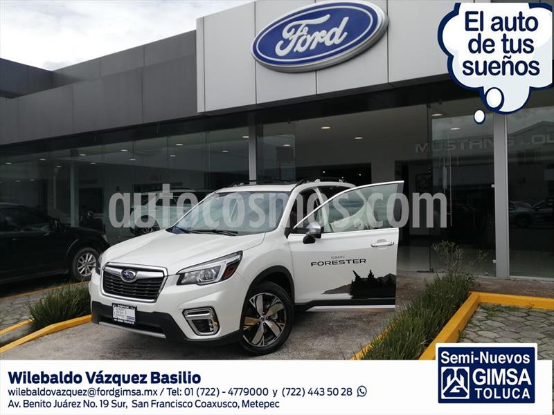 Subaru Forester Elija una version usado (2020) color Blanco precio $595,000
