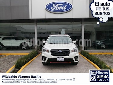 Subaru Forester Elija una version usado (2020) color Blanco precio $490,000