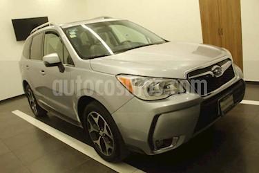 Subaru Forester XT usado (2015) color Plata precio $259,000