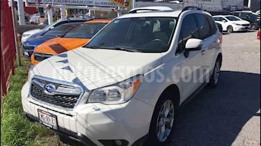 Subaru Forester XSL usado (2016) color Blanco precio $295,000