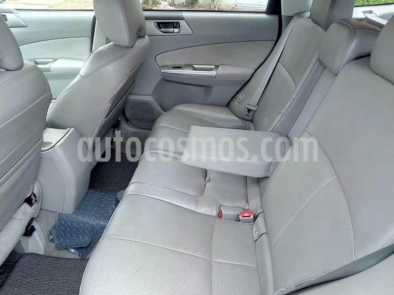 Subaru Forester XT usado (2019) color Negro precio $110,000
