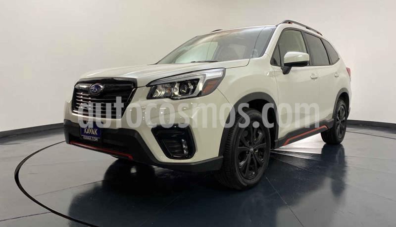 Subaru Forester Premium usado (2018) color Blanco precio $489,999