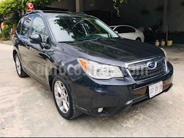 Subaru Forester XSL Navi usado (2015) color Gris precio $215,000