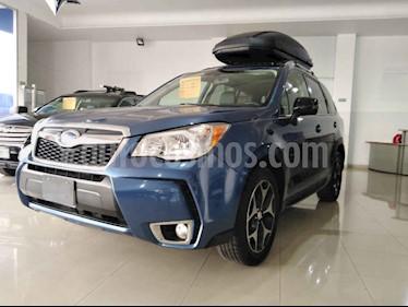Subaru Forester XT usado (2016) color Azul precio $335,000