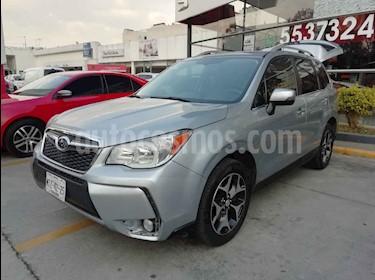 Foto Subaru Forester XT usado (2015) color Plata precio $260,000