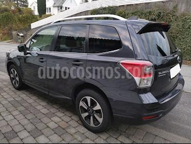 Subaru Forester 2.0i AWD X Aut usado (2018) color Gris Metalico precio u$s7,300