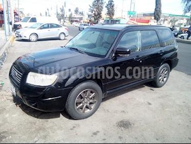 Foto venta Auto usado Subaru Forester XS (2007) color Negro precio $65,000