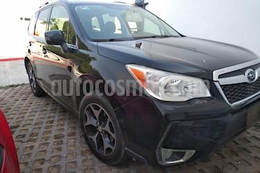 Subaru Forester XT Touring usado (2015) color Negro precio $220,000