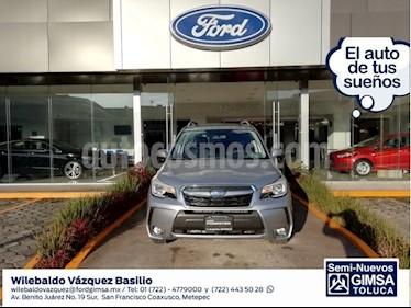 Foto venta Auto Seminuevo Subaru Forester XT (2018) color Plata precio $599,900
