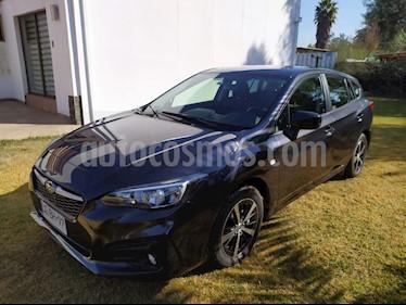 Subaru Impreza Sport 1.6i CVT usado (2019) color Gris Oscuro precio $12.490.000