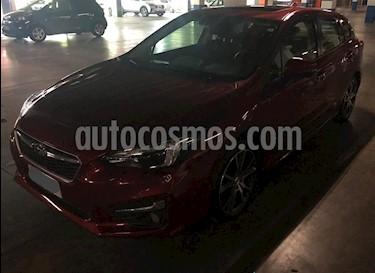 Subaru Impreza Sport 2.0i Limited CVT   usado (2017) color Cereza Oscuro precio $13.600.000