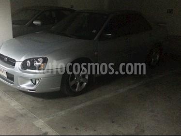 Subaru Impreza 1.6 TS BL Aut  usado (2005) color Gris Plata  precio $3.500.000