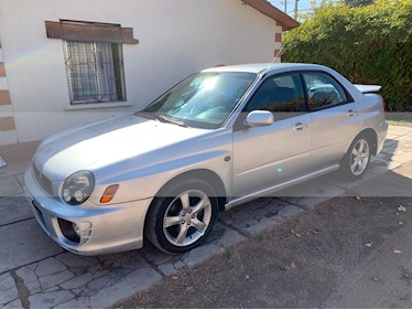 Subaru Impreza 2.0 Awd Gx usado (2002) color Plata precio $3.700.000