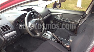 Subaru Impreza 2.0 GL Automatico usado (2014) color Rojo precio u$s12,350
