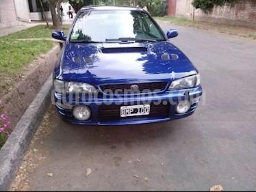 Foto Subaru Impreza 2.0 WRX usado (1997) color Azul precio $110.000