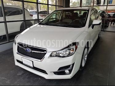 Foto venta Auto usado Subaru Impreza 2.0i Limited Aut (2016) color Blanco Cristal precio $229,000