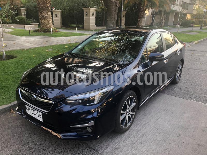 Subaru Impreza 2.0i Dynamic CVT usado (2018) color Azul Perla precio $12.000.000