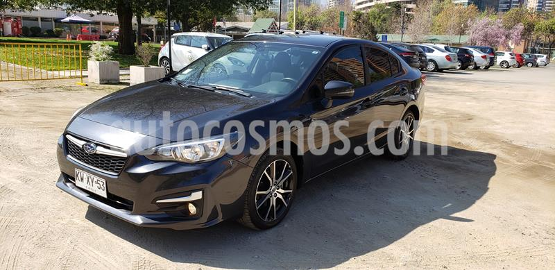 Subaru Impreza 2.0i AWD CVT XS usado (2019) color Gris Oscuro precio $12.100.000