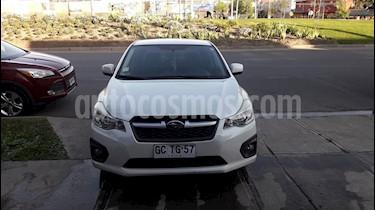 Subaru Impreza 2.0i AWD XS usado (2014) color Blanco Perla precio $6.900.000