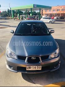 Subaru Impreza 1.6 GL con Aire usado (2007) color Gris precio $4.200.000