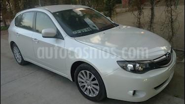 Subaru Impreza 2.0 RX 4WD con Aire usado (2010) color Blanco precio $5.300.000