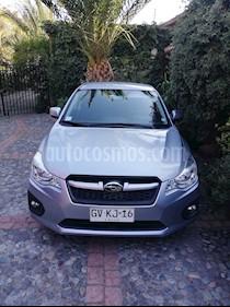 Subaru Impreza 2.0i XS CVT  usado (2014) color Gris precio $8.000.000
