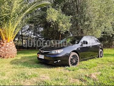 Subaru Impreza 2.0 EL AWD  usado (2010) color Negro precio $5.000.000