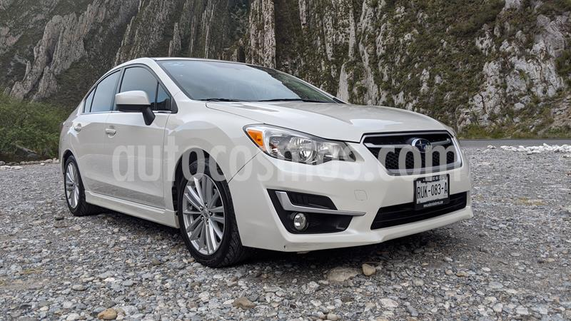 Subaru Impreza 2.0i Sport Aut usado (2015) color Blanco Cristal precio $197,000