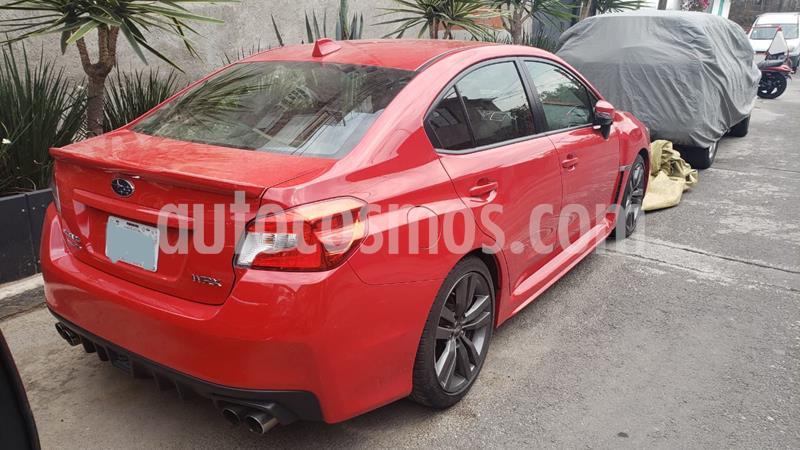 Subaru Impreza 2.0i Sport Aut usado (2016) color Rojo precio $400,000