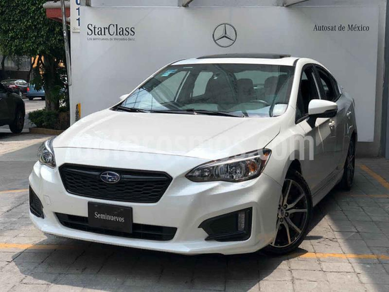 Subaru Impreza 2.0i Sport Aut usado (2017) color Blanco precio $275,000