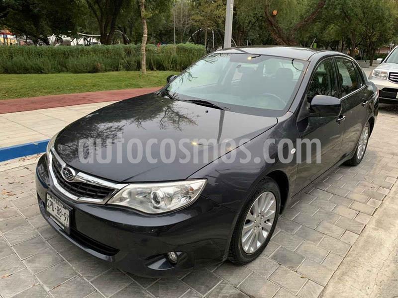 Subaru Impreza 2.5R Sport usado (2009) color Gris precio $139,900