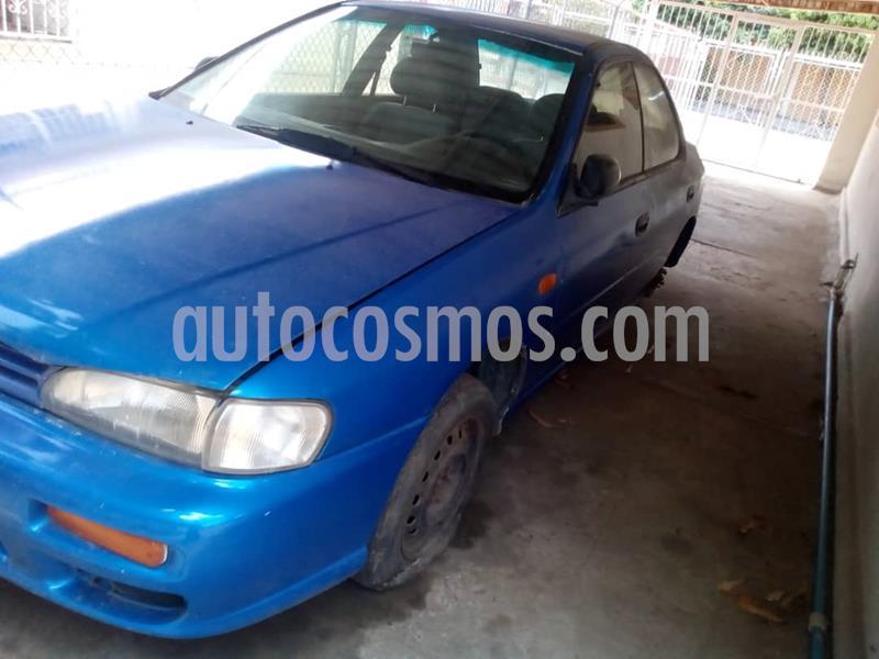 Subaru Impreza GL 1.6 Auto. usado (1998) color Azul precio BoF2.100.000.000