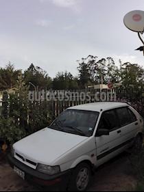 Subaru Justy 1.2 Gl 4wd usado (1993) color Blanco precio $950.000