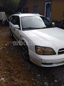 Subaru Legacy Station 2.0i TW XA AWD usado (2001) color Blanco precio $2.400.000