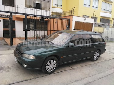 Subaru Legacy Station  2.0L XS CVT Touring Wagon usado (1995) color Verde Sage precio u$s3,940