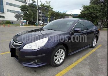 Subaru Legacy 2.0L Aut usado (2011) color Azul precio $2.000.000