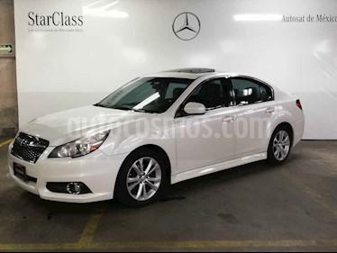 Subaru Legacy 2.5i Sport usado (2014) color Blanco precio $159,000