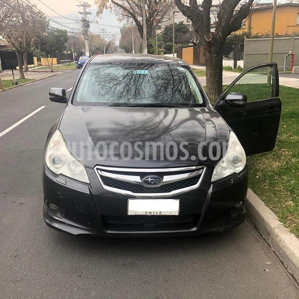 Subaru Legacy  2.5i XA CVT Limited usado (2011) color Gris Grafito precio $5.390.000