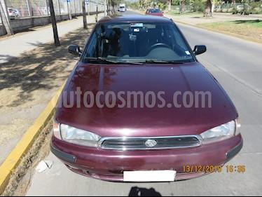 Subaru Legacy  2.0i Gl usado (1996) color Rojo precio $2.500.000