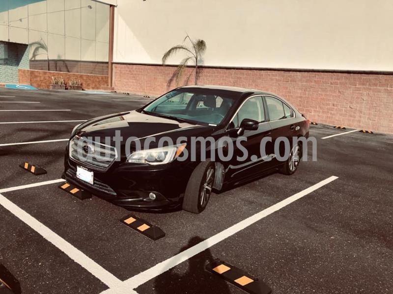 Subaru Legacy 3.6R Limited usado (2015) color Negro precio $229,500