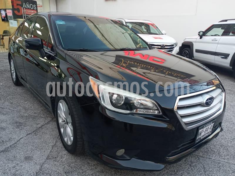 Subaru Legacy 2.5i Premium usado (2015) color Negro precio $225,000