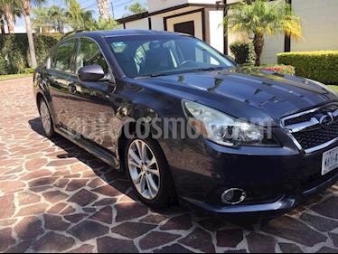 Subaru Legacy 3.6R usado (2014) color Gris precio $200,000