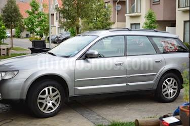 Foto venta Auto usado Subaru Outback 2.5i AV AWD  (2008) color Plata precio $4.690.000