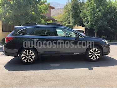 Subaru Outback 2.5i CVT Limited usado (2015) color Gris Oscuro precio $14.500.000